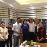 Guests Photos with Hayali Suites Staff