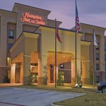  Welcome to the Hampton Inn &amp; Suites Pine Bluff!