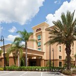 Welcome to the Hampton Inn & Suites Orlando-Apopka.