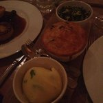 venison pie at the Richmond arms