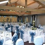  the Oak Room on our wedding day. Stunning!