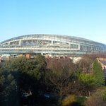 View of Aviva Stadium from the 5th floor