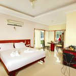 Pride Emarald Island Resort, Alappuzha, India Room