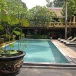 Foto de Ndol Streamside Thai Villas