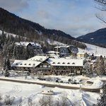 Hotel Lek winter panorama