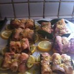  Pesce spada involtini - ready to bake