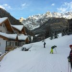  Direkt vom Hotel auf die Piste
