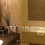 Bathroom at Westin Wuhan