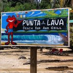  Trip to Red Frog Beach. Bar and food available, but Laguna Azul packed a cooler of beer/sandwich