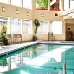  Stratford Inn Ashland Indoor Pool