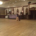 Main Function Room as the Old Ballroom before refurbushment