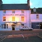 Foto di Galloway Arms Hotel
