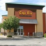 Cafe Rio Entrance