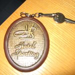  Key fob
