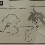 trail map- 6 miles of nature trails
