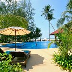 Centara Koh Chang Tropicana Resort Swimming Pool
