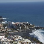 Hotel Sol La Palma and the Promenade into Puerto Naos