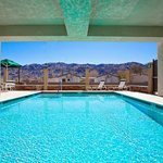 Escape the desert heat with a dip in our swimming pool.