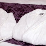  Plush Bath Robes