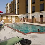  Hampton Inn and Suites Houston-League City Outdoor Pool