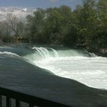manavgat waterfall amazing