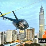 Kuala Lumpur City Air Tour