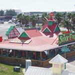 Senor Frogs at the dock