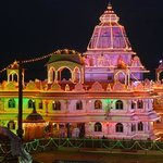 ISKCON Rajahmundry, Sri Sri Radha Gopinath Temple
