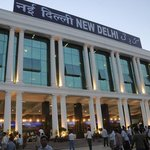 Nizamuddin Railway Station