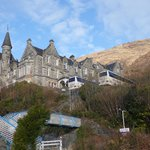 Loch Awe Hotel with Lochs and Glens Coaches