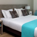 Citadines Toison DOr Bed Apartment