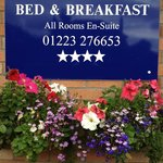  Cambridge bed &amp; breakfast
