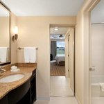  Homewood Suites Guest Bathroom