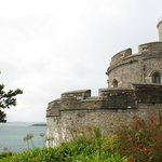 St Mawes Castle, a short drive from Veryan