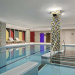 Living Well Health Club, Indoor Pool