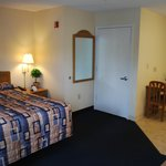 Accessable one double bedded Room