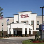  Welcome to Hampton Inn &amp; Suites Marksville
