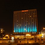  Front View at night