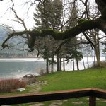 Columbia Gorge Riverside Lodge resmi