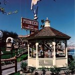  Pioneer Hotel &amp; Gambling Hall Gazebo
