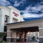 Welcome to the Hampton Inn Maumelle!