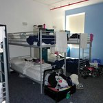  10-bed female dorm