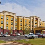 Welcome to Hampton Inn & Suites Elk City