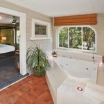 Palm Room Double Spa Bath