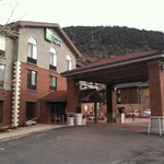 Holiday Inn Express Glenwood Springs resmi