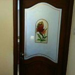 suite bathroom door