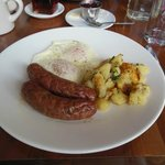  Delicious &quot;Study breakfast&quot; in Heirloom restaurant