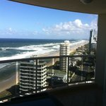 A view to Surfers Paradise