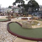 Tassie Tiger Mini Golf