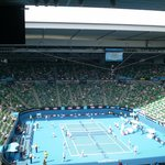 Centre Court for the Tennis